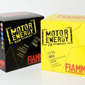 Мото аккумулятор FIAMM